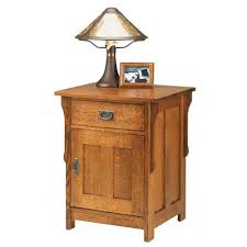 antique nightstands and bedside tables antique mission bedside table