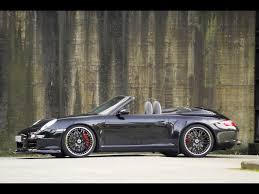 Porsche 911 Hardtop Convertible - 2007 9ff 911 997 pictures history value research news