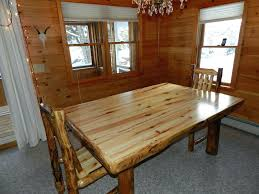 Rustic Dining Room Furniture Sets - rustic bench dining table u2013 zagons co