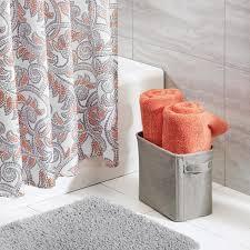 Spa Bathroom Rugs Interdesign Microfiber Spa Bath Rug Kettle Cord