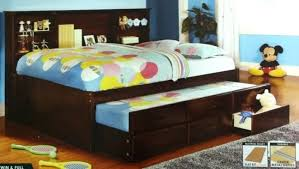 twin captains bed with bookcase headboard twin size bookcase headboard bookcase full bed full size storage bed