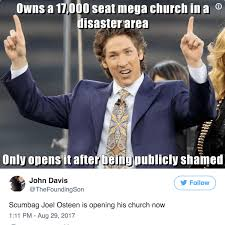 Joel Osteen Memes - 25 joel osteen memes to give you shelter even if he won t