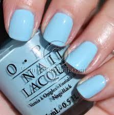 opi light blue nail polish opi shrek forever after collection swatches review vy varnish