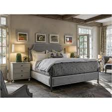 Universal Bedroom Furniture 543b280 Universal Furniture Sojourn Respite Queen Bed Metal