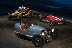 nomad drag car morgan 3 wheeler caterham seven 310r ariel nomad group test