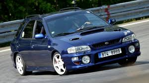 subaru turbo wagon subaru impreza gt wrx 2000 turbo gf8 gc8 2015 season youtube