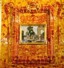chambre ambre la chambre d ambre de la baltique par genevieve lapoux sur l internaute