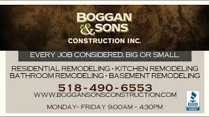 boggan u0026 sons construction inc gansevoort ny home improvement