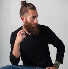 mens hair topknot top knot men 10 stylish ways to rock the male top knot trend