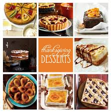 thanksgiving dessert ideas holidayentertaining holidays