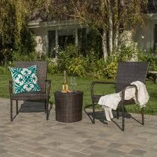 Patio Furniture Conversation Sets by Conversation Sets You U0027ll Love Wayfair