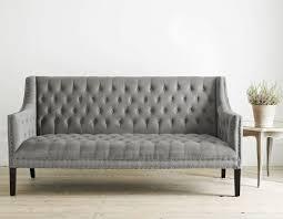 Grey Leather Tufted Sofa Sofa Cheap Loveseats Light Grey Sofa Grey Leather Button