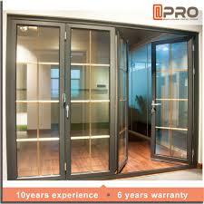 Aluminium Patio Doors Prices by 2017 Doors With Double Leaf Door For Folding Door Design
