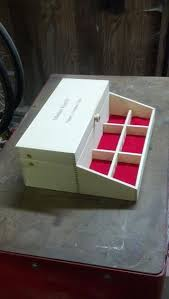In The Box Thanksgiving Hours Laser Cut Finger Joint Valet Box With Tray Thanksgiving Key And