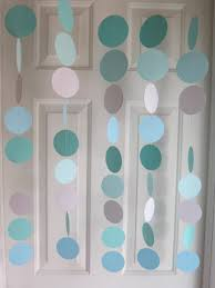 tiffany blue tiffany blue wedding paper garland tiffany