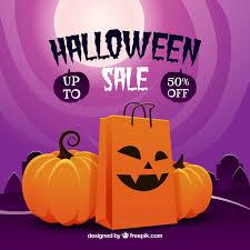 Halloween Sale Halloween Sale Design Vector Free Download