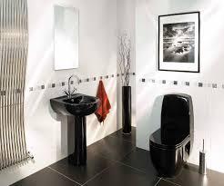 Design Your Own Bathroom Cool Modern Bathroom With Black Furnish Stylendesigns Com