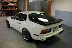 custom porsche 944 1988 porsche 944 turbo track car for sale californiacar com