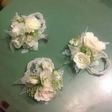 Wedding Flowers Orlando Peach Blush Pink Cream Wrist Corsages Design By Cloud 9 Wedding