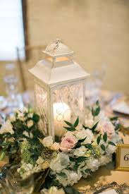 elegant blush u0026 gold illinois wedding floral centerpieces