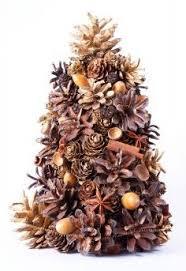 pine cone tree tutorial embellish with mini lights sprigs of pine