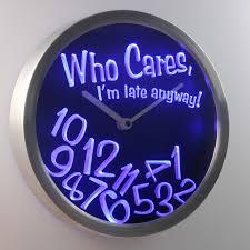 ivation clock 100 ivation clock led wall clock him heartagram logo band