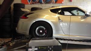 2014 nissan 370z quarter mile 370z nismo dyno full bolt on and tune youtube