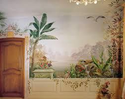 dining room murals file mural dining room jpg wikimedia commons