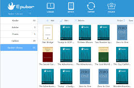 ebook manager manage convert transfer ebooks