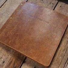 Rustic Leather Photo Album 15 Best Albums Images On Pinterest Leather Photo Albums Album