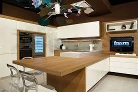cuisine moderne bois cuisine moderne bois clair 14 choisir eclairage led cuisine