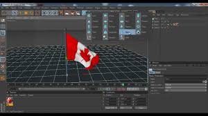 How To Draw A Waving Flag Make A Flag With Cloth Tags Cinema 4d Tutorial Youtube