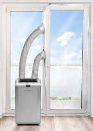 window seal airlock 1000 trotec
