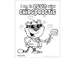 Chiropractic Coloring Pages s chiropractic coloring sheets jpg