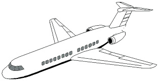 paper airplane coloring page coloring pages of airplanes airplane coloring book airplane coloring