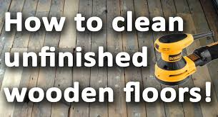 how to clean unfinished wooden floors 4 easy methods you ll