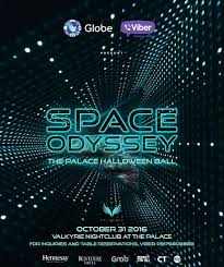 halloween 2016 space odyssey at valkyrie nightclub manila ph2nite