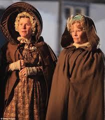 judi dench and co film christmas special of bbc drama cranford