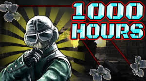 look siege social what 1000 hours of jager experience looks like rainbow six siege