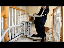 ordering your ameriglide curved platinum stair lift youtube