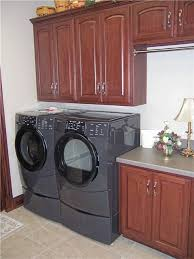 Cabinet Clothes Custom Laundry Room Cabinet U0026 Storage Solutions Ds Woods Custom
