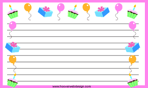 new for 2015 free recipe cards to print