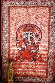Wall Tapestry Hippie Bedroom Tapestry Lord Ganesha Wall Hanging Wall Hippie Tapestry Room