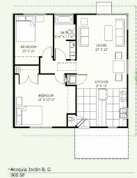 1000 square foot cottage floor plans adhome house plan inspirational house plans less than 1000 hirota oboe
