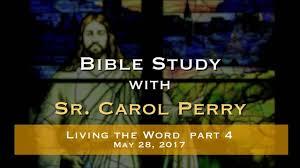 bible study with sr carol perry on vimeo