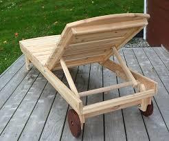 Cedar Chaise Lounge Cedar Chaise Lounge Ozark Mountain Furniture