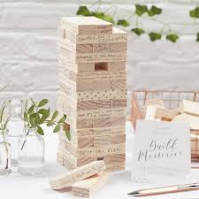 build a memory wedding guest book alternative by