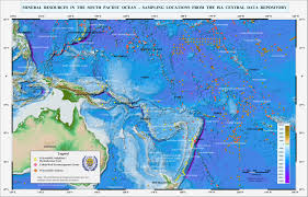 Ocean Maps Maps International Seabed Authority