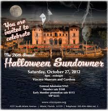 south florida nights magazine 26th annual vizcayan u0027s halloween