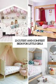 canopy beds for little girls 23 cutest and comfiest beds for little girls shelterness